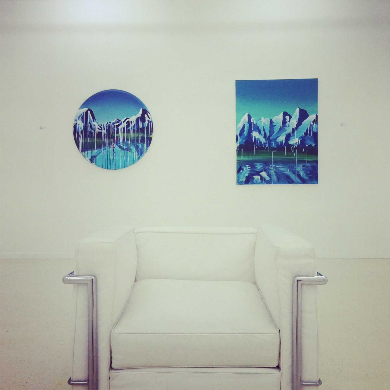 No one on the moon @ Artstatements Hong kong