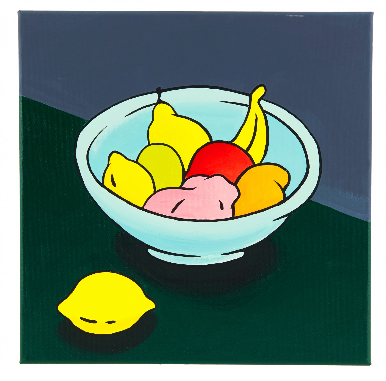 Fruit bawl Vanitas