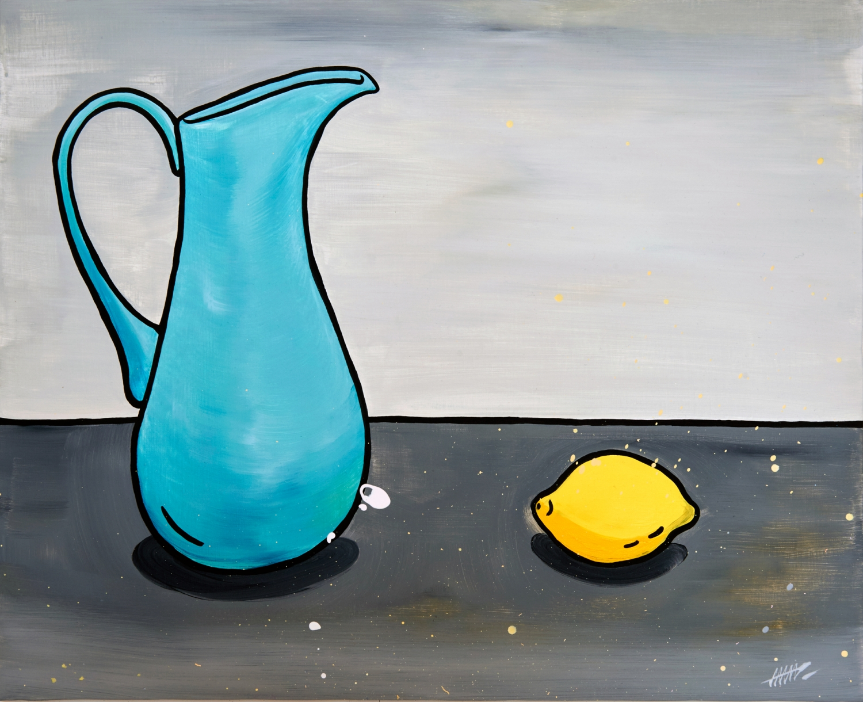 Base & A lemon