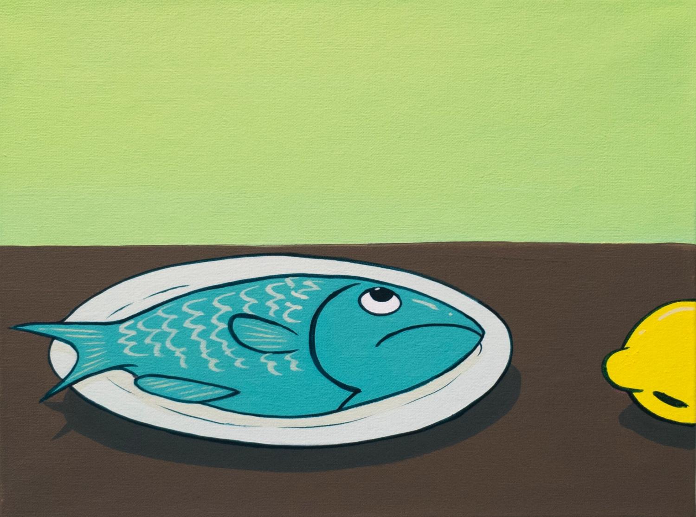 Fish & Lemon